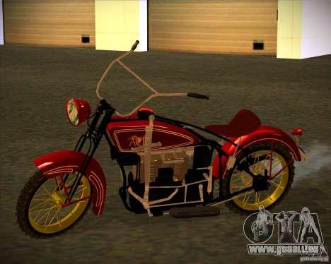 1923 ACE 1200cc für GTA San Andreas