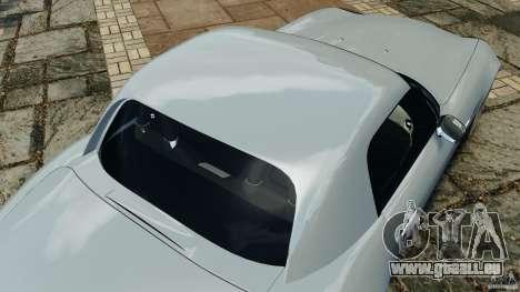 BMW Z8 2000 pour GTA 4 est une vue de dessous
