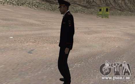 Das Innenministerium-Officer für GTA San Andreas zweiten Screenshot