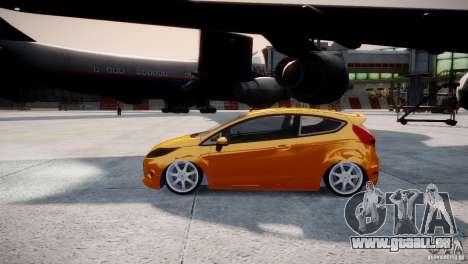 Ford Fiesta 2012 für GTA 4 rechte Ansicht