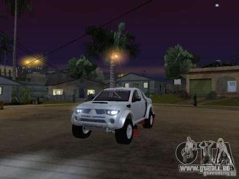 Mitsubishi L200 Triton für GTA San Andreas