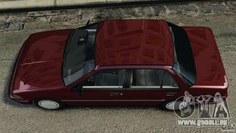 Mercury Tracer 1993 v1.1 für GTA 4 rechte Ansicht
