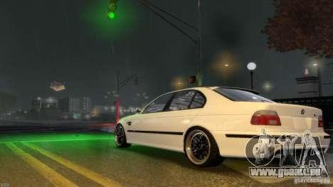 BMW M5 E39 BBC v1.0 für GTA 4 Innenansicht