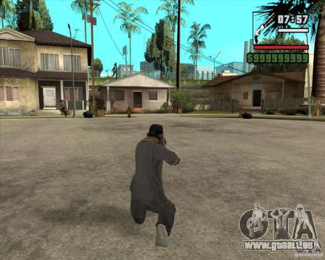 Drobaš für GTA San Andreas dritten Screenshot