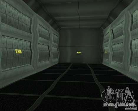Base du DRAGON pour GTA San Andreas huitième écran