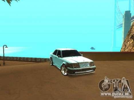 Réglage qualité ENBSeries pour GTA San Andreas troisième écran