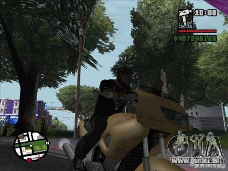 Kleine Bagatellen für GTA San Andreas fünften Screenshot