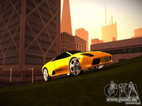 ENBSeries by GaTa pour GTA San Andreas troisième écran