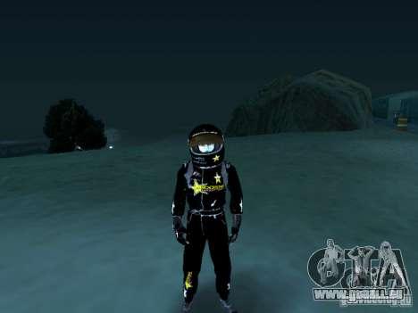 Rockstar PED für GTA San Andreas