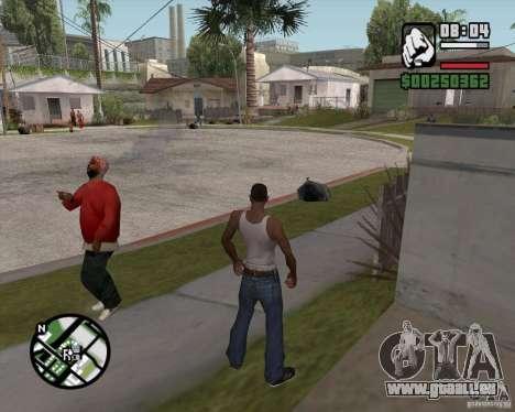 L.A. Mod für GTA San Andreas zweiten Screenshot