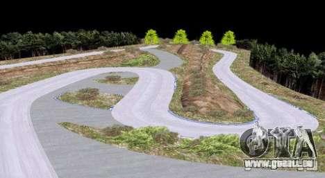 Ebisu West pour GTA San Andreas quatrième écran
