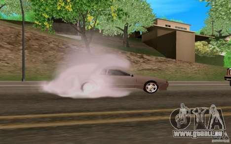 Nouvelle élégie pour GTA San Andreas vue intérieure
