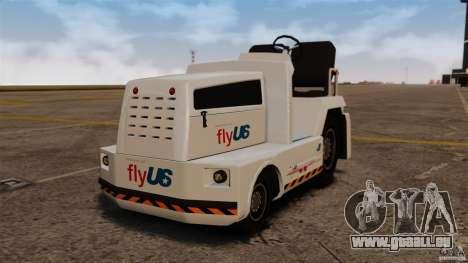 FlyUS Tugs Pack für GTA 4 linke Ansicht