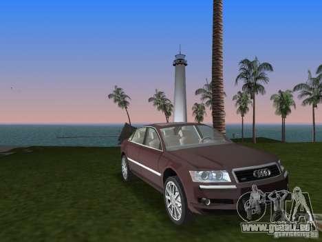 Audi A8 pour GTA Vice City