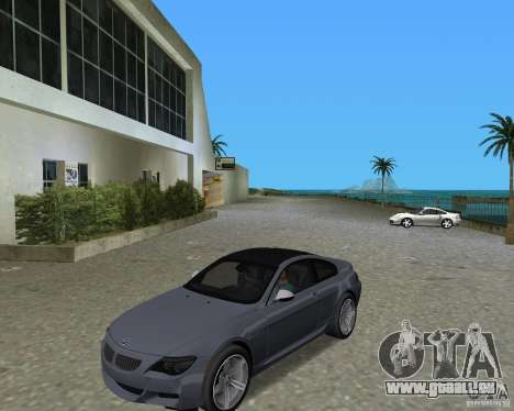 BMW M6 für GTA Vice City