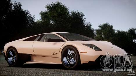 Lamborghini Murcielago LP670-4 SuperVeloce für GTA 4