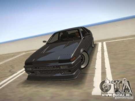 Toyota Sprinter Trueno AE86 pour GTA San Andreas