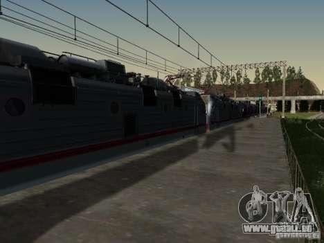 ÈP1M pour GTA San Andreas vue de droite