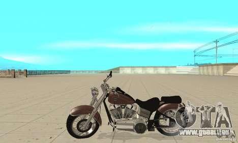 GTAIV Bobber für GTA San Andreas linke Ansicht