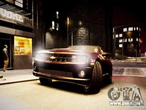 Chevrolet Camaro SS 2010 pour GTA 4