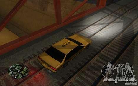 IVLM 2.0 TEST №5 pour GTA San Andreas sixième écran