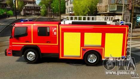 Mercedes-Benz Atego FPTGP Sapeurs Pompiers ELS pour GTA 4 est une gauche