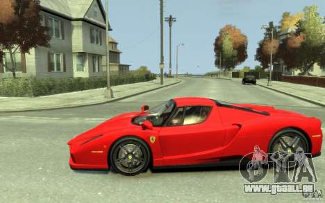 Ferrari Enzo [EPM] v1 pour GTA 4 est une gauche