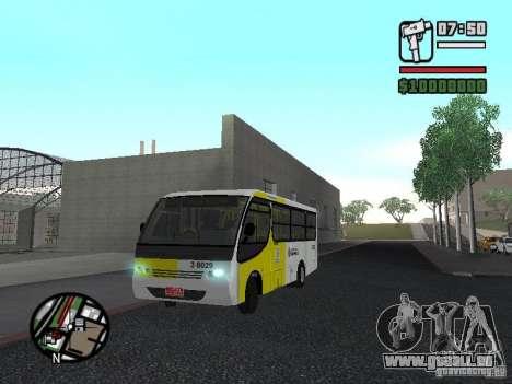 Induscar Caio Piccolo für GTA San Andreas