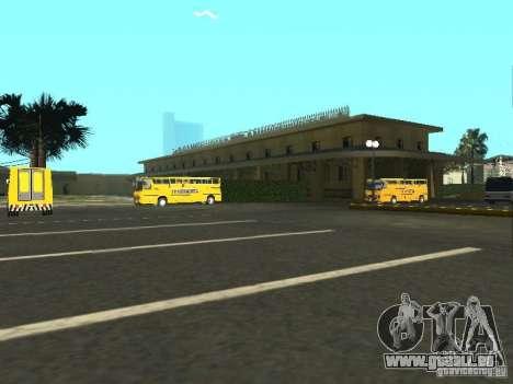 5 Bus v. 1.0 für GTA San Andreas dritten Screenshot