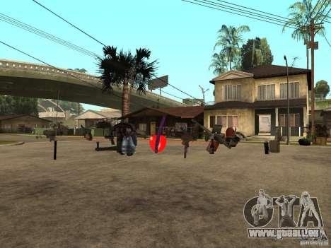 Waffen für GTA San Andreas zweiten Screenshot