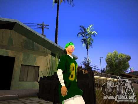 New Deniz für GTA San Andreas