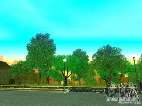 Nouveau Mod de couleur pour GTA San Andreas septième écran