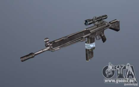 Grims weapon pack1 pour GTA San Andreas deuxième écran
