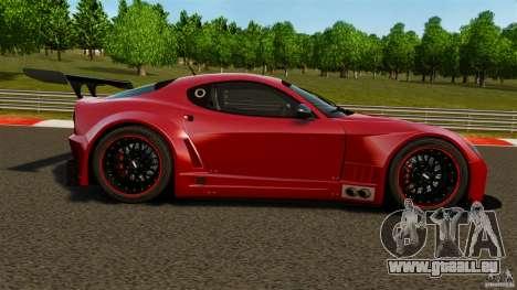 Alfa Romeo 8C Competizione Body Kit 2 für GTA 4 linke Ansicht