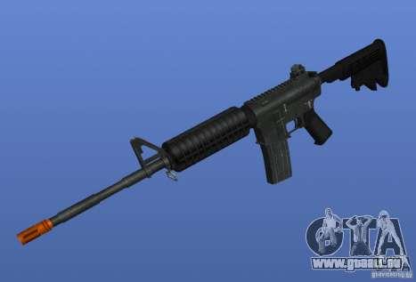 Weapon Textures für GTA 4 Zehntel Screenshot