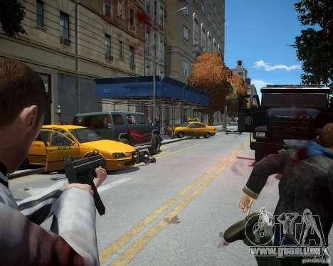 Dead Eye 2 pour GTA 4 troisième écran