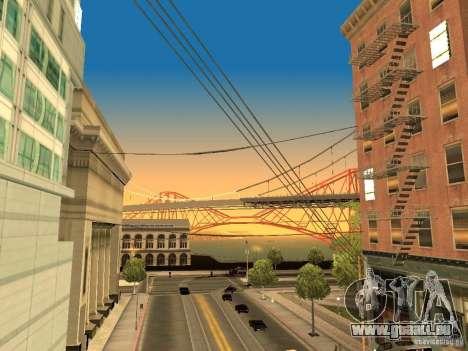 New Sky Vice City für GTA San Andreas sechsten Screenshot