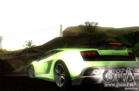 Lamborghini Gallardo LP570-4 Superleggera für GTA San Andreas linke Ansicht