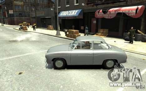 FSM Syrena 105 für GTA 4 linke Ansicht