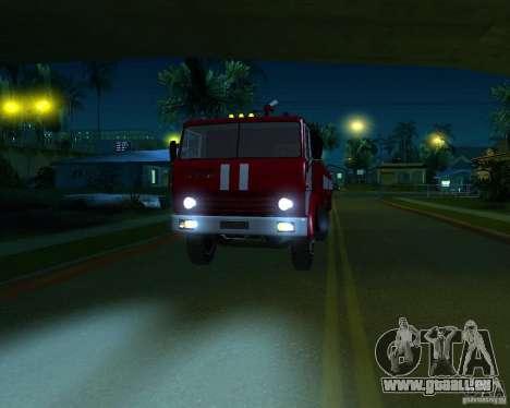 KAMAZ 53213 AP-5 pour GTA San Andreas