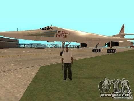 Le -160 pour GTA San Andreas laissé vue