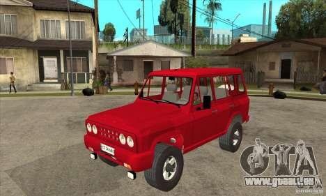ARO 244 pour GTA San Andreas