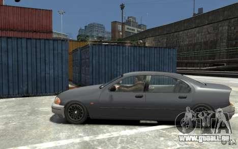 Kuruma von GTA 3 für GTA 4 linke Ansicht