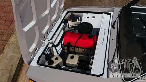 VAZ 2106 für GTA 4 Innenansicht