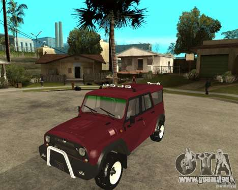 UAZ 3159 Hunter (Hunter) für GTA San Andreas