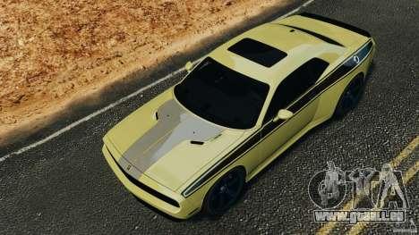 Dodge Rampage Challenger 2011 v1.0 pour GTA 4 est un côté