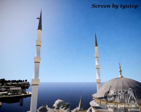 Chechen Mod v1.0 pour GTA 4 sixième écran