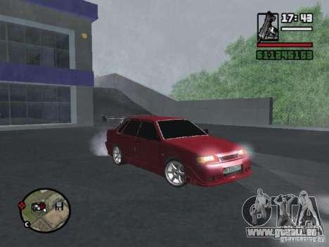 VAZ 2115 TUNING für GTA San Andreas