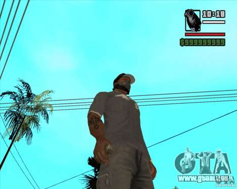 Millenias Weapon Pack für GTA San Andreas zwölften Screenshot