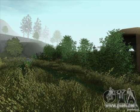 Project Oblivion 2010 HQ SA:MP Edition pour GTA San Andreas huitième écran